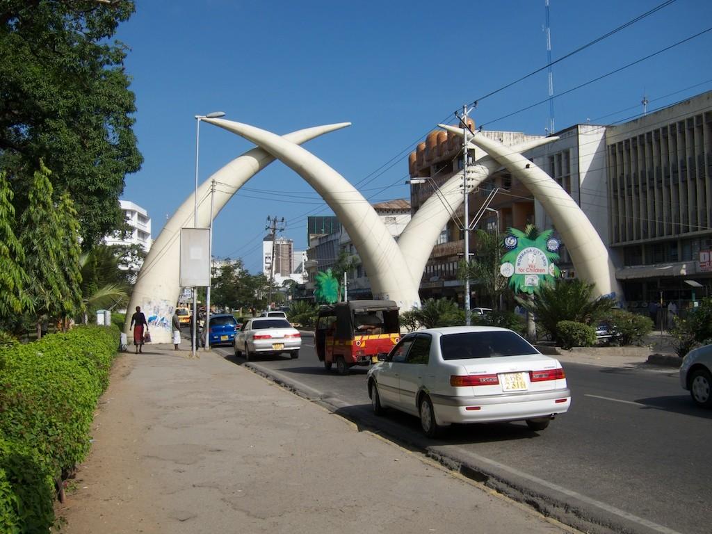 Kenia – Mombasa Dez. 2010/2011