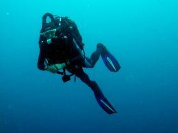 Safaga, Rebreather Kurs bei der Orca Basis