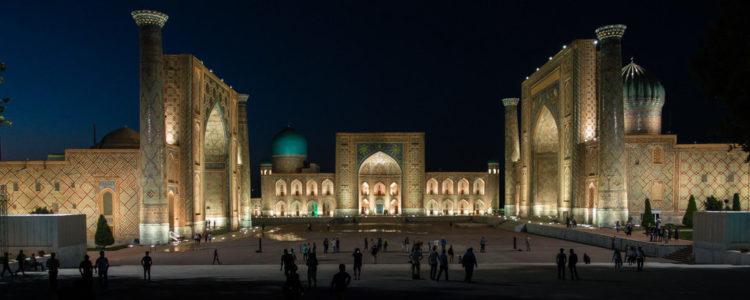 Usbekistan September 2017