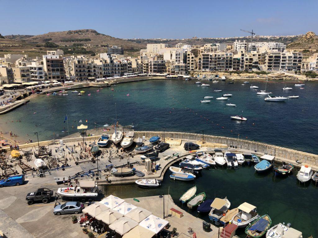 Malta-Gozo Juli 2019